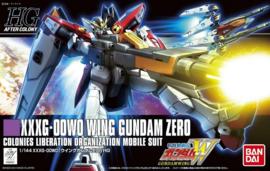 Gundam: High Grade - XXXG-00W0 Wing Gundam Zero HGAC 1/144