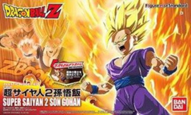 Dragon Ball Z: Super Saiyan 2 Son Gohan Model Kit