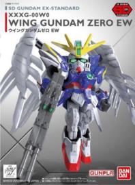 Gundam: SD EX-Standard 004 - Wing Gundam Zero EW Model