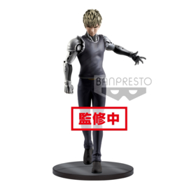One Punch Man: DFX Premium Genos Figure