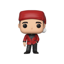 Funko Pop! The Office - Michael As Santa Bond