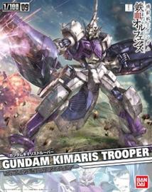 Gundam Ibo: MG - Gundam Kimaris Trooper - 1:100 Model Kit