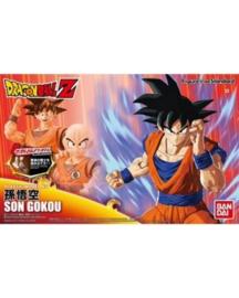 Dragon Ball: Son Goku Model Kit