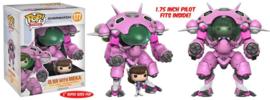 Funko Pop! Games: Overwatch - D.va & Meka
