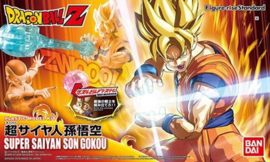 Dragon Ball Z: Super Saiyan Son Goku Model Kit