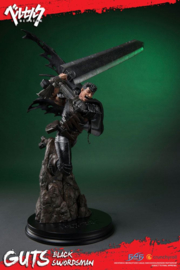 First 4 Figures - Berserk Statue Guts Black Swordsman 69 cm