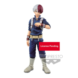 My Hero Academia Age of Heroes PVC Statue Shoto 15 cm