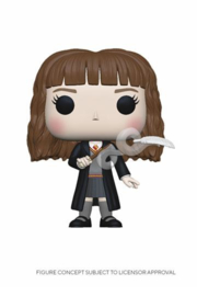 Funko Pop! Harry Potter POP! Movies Vinyl Figure Hermione w/Feather 9 cm