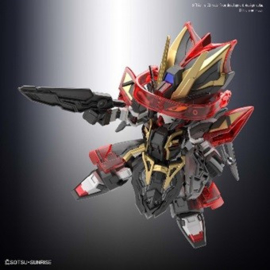 Gundam: SD Sangoku Soketsuden - Xun Yu Strike Noir Model Kit