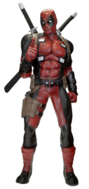 NECA: Marvel Classics Life-Size Statue Deadpool (Foam Rubber/Latex) 185 cm
