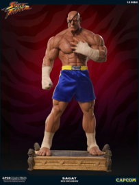 PCS - Street Fighter Statue 1/3 Sagat PCS Exclusive 93 cm