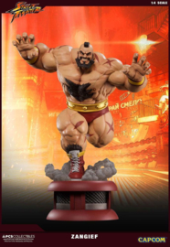 PCS - Street Fighter V Statue 1/4 Zangief 69 cm