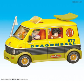 Dragon Ball: Mecha Collection - Vol.7 Master Roshis Wagon Model Kit