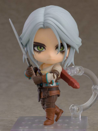 The Witcher 3 Wild Hunt Nendoroid Action Figure Ciri Exclusive 10 cm