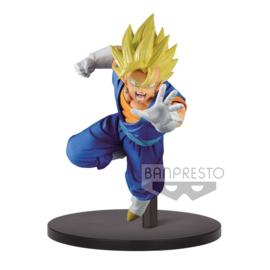 Dragonball Super Chosenshiretsuden PVC Statue Super Saiyan Vegetto 15 cm