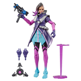 Overwatch Ultimates Core Action Figures 15 cm 2019 Wave 1 - Sombra