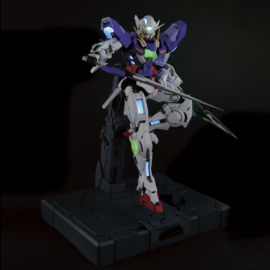 Gundam: Perfect Grade - Gundam Exia Lighting 1:60 Scale Model Kit