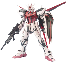 Gundam Seed: PG - Strike Rouge + Sky Grasper - 1:60 Model Kit