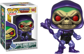 Funko Pop! - Battle Armor Skeletor(metallic)
