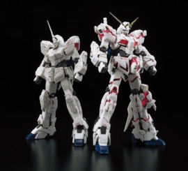 Gundam: Real Grade - Unicorn Gundam 1:144 Scale Model Kit