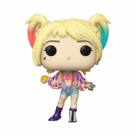 Funko Pop! DC: Birds of Prey - Harley Quinn (Caution Tape)