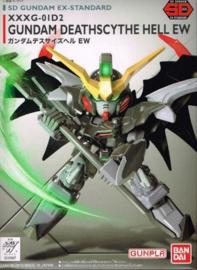 Gundam: SD EX-Standards 012 - Deathscythe Hell EW Model Kit
