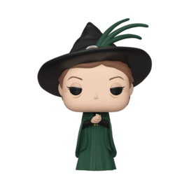 Harry Potter POP! Movies Vinyl Figure Minerva McGonagall (Yule)