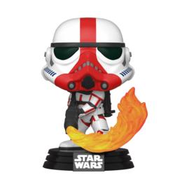 Funko Pop! Star Wars The Mandalorian - Incinerator Stormtrooper