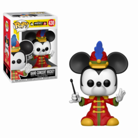 Funko Pop! Disney: Mickey's 90th - Band Concert