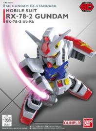 Gundam: SD EX-Standard 001 - RX-78-2 Gundam Model Kit