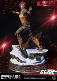 G.I. Joe Statue 1/4 Scarlett 57 cm