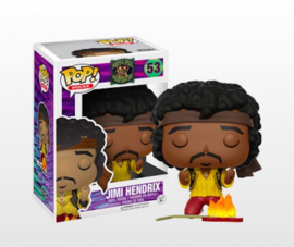 Funko Pop! Rocks - Jimi Hendrix