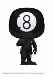 Funko Pop! Fortnite POP! Games Vinyl Figure 8-Ball 9 cm