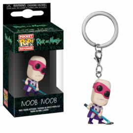 Funko Pocket Pop Keychain: Rick and Morty - Noob Noob