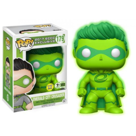 Funko Pop! Emerald City Crusader (GitD)