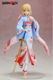 Aniplex - Fate/Stay Night Unlimited Blade Works PVC Statue 1/7 Saber Kimono Ver. 25 cm