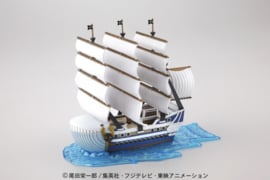 One Piece: Grand Ship Collection - Moby Dick Model Kit