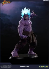 PCS - Street Fighter Statue 1/4 Oni Akuma 45 cm