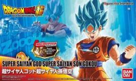 Dragon Ball Super: Super Saiyan God Super Saiyan Son Goku Model Kit