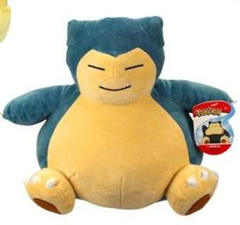 Pokemon Pluche 30cm - Snorlax
