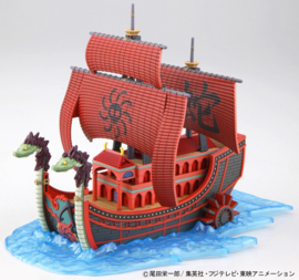 One Piece: Grand Ship Collection - Kuja Pirates Ship Model Kit