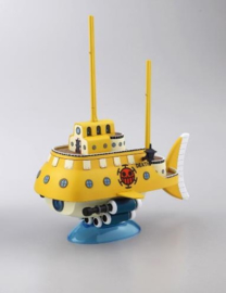 One Piece: Grand Ship Collection - Trafalgar Law's Submarine Model Kit