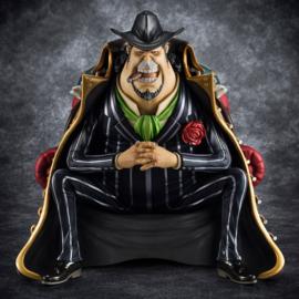 Megahouse - One Piece Excellent Model P.O.P S.O.C PVC Statue 1/8 Capone Gang Bege 14 cm