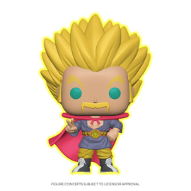 Funko Pop! Anime: Dragon Ball Super - Super Saiyan Hercule (Glow)