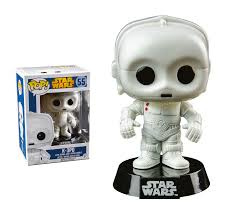 Funko Pop! Movie: Star Wars - K-3PO Limited Edition