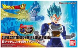 Dragon Ball Super: Super Saiyan God Super Saiyan Vegeta Model Kit