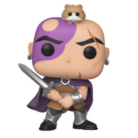Funko Pop! Dungeons & Dragons POP! Games Vinyl Figure Minsc & Boo 9 cm