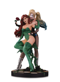 DC Designer Series Statue Harley Quinn & Poison Ivy by Lupacchino 27 cm