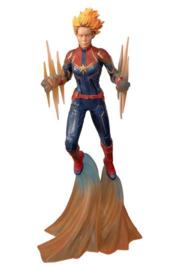 Marvel Comic Gallery PVC Statue Binary Captain Marvel 28 cm