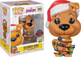 Funko Pop! Animation -  Scooby Doo (holiday)
